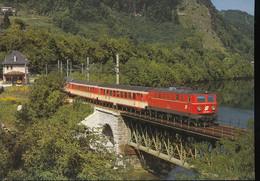 Elektro -  Lokomotive 1141 021 - 4 - Trains