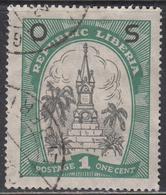 LIBERIA    SCOTT NO. 0141    USED      YEAR 1923 - Liberia
