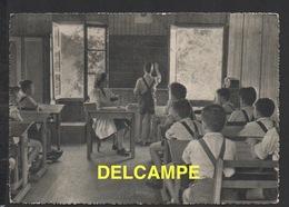 """DD / 74 HAUTE SAVOIE / MONNETIER-MORNEX / PRÉVENTORIUM """" LES SALÈVES """" / EN CLASSE LE COURS DE CALCUL / ANIMÉE - Other Municipalities"""