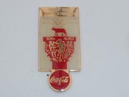 Pin's COCA COLA, J.O. ROME 1960 - Coca-Cola