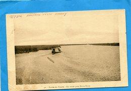 DAHOMEY-Entrée Du Totché-en Route Pour Porto Novo-a Voyagé En 1914 -édition Imp Nancy - Dahomey