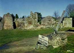 ORADOUR Sur GLANE  Cité Martyre (10Juin 1944) Le Puits RV - Oradour Sur Glane