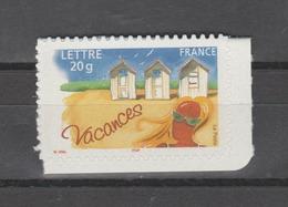 FRANCE / 2005 / Y&T N° 3788 ** Ou AA 53 ** : Vacances (Cabines De Plage) TVP LP - état D'origine - France