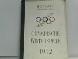 Olympische Winterspiele 1952. Kompl. Sammelbilder Album. - Books, Magazines, Comics