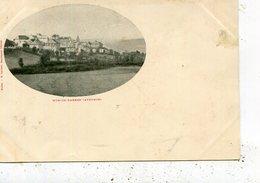 MUR DE BARREZ Av 1900 - France