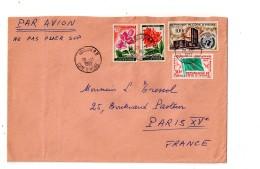 Cote D'Ivoire - Affranchissement 1962- Voir état - Côte D'Ivoire (1960-...)