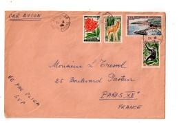 Cote D'Ivoire - Affranchissement- Voir état - Côte D'Ivoire (1960-...)
