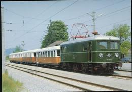Serie 5001 A 5045 -- 150 Aniversario Del Ferrocarril En Austria  -- 5008 - Trains