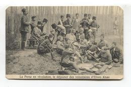 Iran / Persia - La Perse En Révolution, Le Déjeuner Des Volontaires D'Efrem Khan - Iran