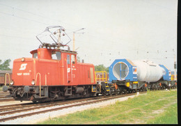 Serie 5001 A 5045 -- 150 Aniversario Del Ferrocarril En Austria  -- 5007 - Trenes