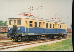 Serie 5001 A 5045 -- 150 Aniversario Del Ferrocarril En Austria  -- 5015 - Trenes