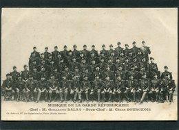 CPA - MUSIQUE DE LA GARDE REPUBLICAINE - Regiments