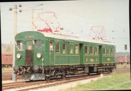 Serie 5001 A 5045 -- 150 Aniversario Del Ferrocarril En Austria  -- 5014 - Trains