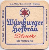 #D218-026 Viltje Würzburger - Sous-bocks