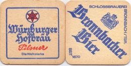 #D218-029 Viltje Würzburger - Sous-bocks