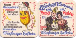 #D218-031 Viltje Würzburger - Sous-bocks
