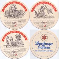 #D218-039 Reeks Viltjes Würzburger - Sous-bocks