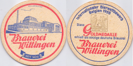 #D218-040 Viltje Wittinger - Sous-bocks