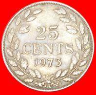 # STAR: LIBERIA ★ 25 CENTS 1973! LOW START ★ NO RESERVE! - Liberia