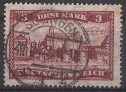 DEUTSCHES REICH 1924 Mi-Nr. 366 O Used - Germany