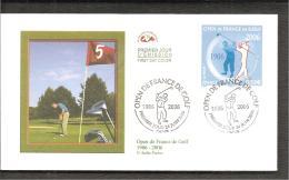 FDC 2006   OPEN DE FRANCE  DE GOLF - 2000-2009