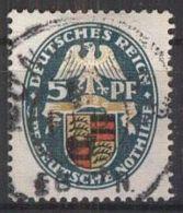 DEUTSCHES REICH 1926 Mi-Nr. 398 O Used - Germany
