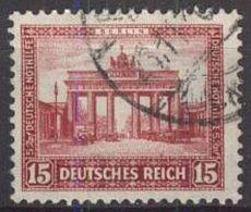 DEUTSCHES REICH 1930 Mi-Nr. 451 O Used - Germany