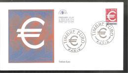 FDC  1999  EURO - FDC