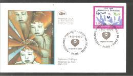 FDC  1999  ASSISTANCE PUBLIQUE - FDC