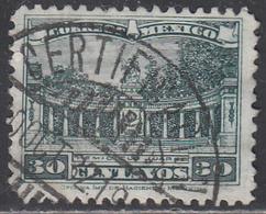 MEXICO      SCOTT NO. 646     USED       YEAR 1923      WMK-156 , PERF-12 - Mexico