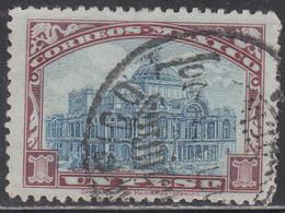 MEXICO      SCOTT NO. 649     USED       YEAR 1923 - Mexico