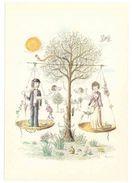 SERIE DES 12 CARTES DE PEYNET -- LES SIGNES DU ZODIAQUE D'APRES R. PEYNET...(Lot De 12 Cartes) - Peynet