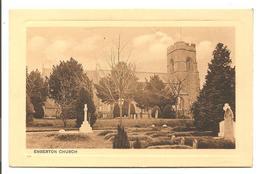 Emberton Church - Buckinghamshire