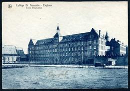 B5514 - Enghien Edingen -  College St. Augustin - Schuel Gefangenenlager - Edit. Edmond  Bruxelles - Enghien - Edingen