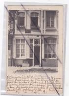 Lille (59)La Maison Natale Du Chansonnier.Chansons Et Pasquilles Liloises De Desrousseaux (carte Précurseur) - Lille