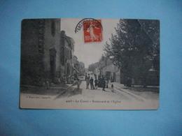 LE CANET  -  (  Le Cannet )  -  06  -  Boulevard De L'Eglise  -  Alpes Maritimes  - - Le Cannet
