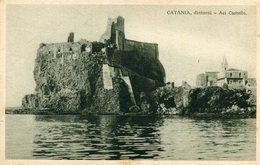 ITALIE CATANE CATANIA Dintorni - Aci Castello - Catania