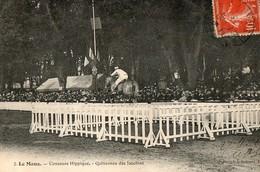 LE MANS - Concours Hippique, Quinconce Des Jacobins - Le Mans