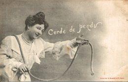 CORDE DE PENDU FEMME - Bergeret