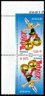 Francia / France 2009: Asterix In Coppia Tête-bêche / Asterix Tête-bêche Stamp Pair ** - Stripsverhalen