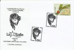 España. 2011. V Exposición Filatélica Y Del Coleccionismo La Salle. L'Alcora. - Poststempel - Freistempel