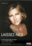 DVD Laissez-moi Par Claire Chazal - Autres