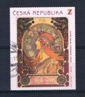 Tschechische Republik 2010 Mi.Nr. 634 Gestempelt - Czech Republic
