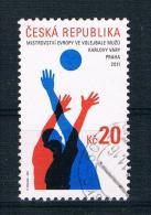 Tschechische Republik 2011 Mi.Nr. 689 Gestempelt - Czech Republic