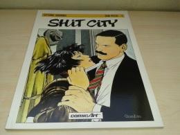 Carlsen Comics -  Shit Sity 1 -  1 Auflage 1987 - Books, Magazines, Comics