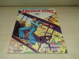 Carlsen Comics -  Abraham Stone 2 -  1 Auflage 1995 - Livres, BD, Revues