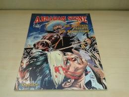 Carlsen Comics -  Abraham Stone 3 -  1 Auflage 1996 - Livres, BD, Revues