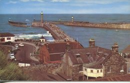 004944  Harbour Entrance, Whitby - Whitby