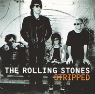 The ROLLING STONES - Stripped - CD - Rock