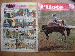 1962 PILOTE 117 Pilotorama La Victoire D'aboukir 1799 BANDE DESSINEE BD - Pilote